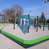 Alzira - Calisthenics Park - Campo Deportes Tulell