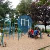 Saintes - уличных спорт площадка - Parc Pierre Mendes France
