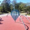 Стокгольм - уличных спорт площадка - Kronobergsparken