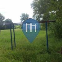 Shatsk - 徒手健身公园