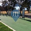 Sydney - Outdoor Exercise Gym - Camperdown Park