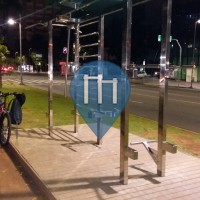Sao Paulo - Outdoor Fitness Station - Faria Lima Avenue
