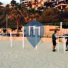 Netanya - Calisthenics Park - Herzl Beach