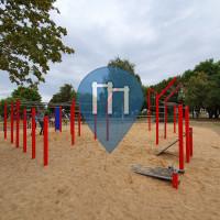 Parcours de Santé - Działdowo - Street Workout Park Dzialdowo