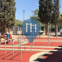 Viladecans - Calisthenics Park - Parc de la Torre-roja