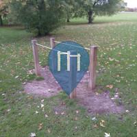 уличных спорт площадка - Лондон - Outdoor Fitness Blythe Hill Fields