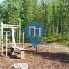Rovaniemi - Outdoor Exercise Gym - Korkalovaaranpuisto