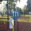Barra per trazioni all'aperto - Percorso natura - Parco sportivo comunale