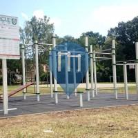 Dubňany - Street Workout Park - Workout Club