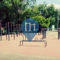 Volgograd - Outdoor Exercise Park - Komsomolskiy Sad