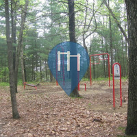 Gimnasio al aire libre - North Billerica - Billerica Fitness Trail Loop