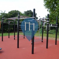 London - 徒手健身公园 - Kilburn Grange Park