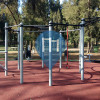 Tel Aviv - Parco Calisthenics - Israel National Trail