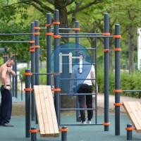 Berlin - Calisthenics Park - Kenguru.PRO