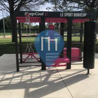 Aix-en-Provence - Parcours Sportif - Aire de fitness en accès libre