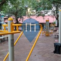 Dong Da - Calisthenics Stations - Hanoi Street workout and gym