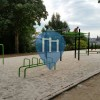 Lugo - Parco Calisthenics - Parque de Rosalía de Castro