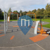 Public Pull Up Bars - Carlisle - Outdoor Fitness Bitts Park