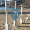 Galissas (Siros) - Parco Calisthenics - Galissas Beach