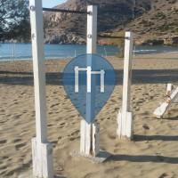 Galissas (Siros) - 徒手健身公园 - Galissas Beach