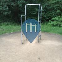 Ганновер - уличных спорт площадка - Stöcken