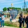 Ка́менск-Ура́льский - Воркаут площадка