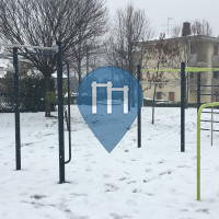 Peschiera del Garda - Parc Street Workout - Camp Bella Italia