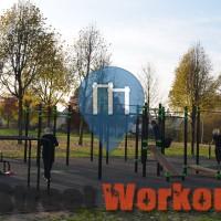 Weert - Calisthenics & Street Workout Park - Molenaker - Barmania.Pro