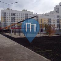 Yekaterinburg - Street Workout Equipment - Diorit - Academicheskiy district