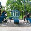 Amsterdam - Parque Entrenamiento - Denfit - Rembrandtpark
