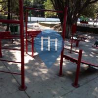 Tlaquepaque - Outdoor Fitnessplatz - Unidad Deportiva