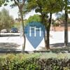 Воркаут площадка - Лас-Росас-де-Мадрид - Parque Barras Reyes Catolicos