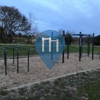 Exercise Park - Fornells de la Selva - Kenguru Pro Street Workout Park Fornells