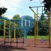 Prostějov - Calisthenics Park - Velodrome