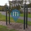 Hanau - Outdoor Fitness Park - Bürgerpark