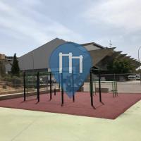 Palma de Mallorca - Street Workout Park - Son Moix