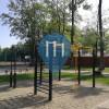 Kraków - Outdoor Fitnesspark - Wesoła