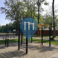 Краков - уличных спорт площадка - Wesoła