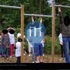 Воркаут площадка - Кле - Parcours santé Claix (16)