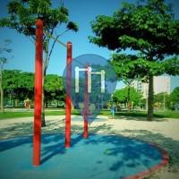Barranquilla - 徒手健身公园 - Torres Del Parque