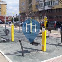 "Gimnasio al aire libre - Plovdiv - Gym and Streetworkout ulitsa ""Tsar Georgi Terter"""