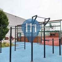 Parque Calistenia - Hradec Králové - Workout Park Decathlon