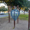 Huntington Park - Outdoor Fitness Station - Saturn Ave