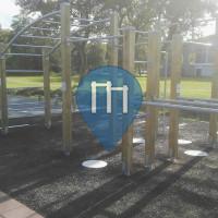 Dronten - Street Workout Park - Agripark