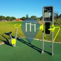 Ginásio ao ar livre - Sydney - Outdoor Fitness Wangal Park