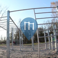 Heppenheim (Bergstraße) - Street Workout Park - Playparc
