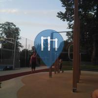 Calisthenics-Anlage - Budapest - Outdoor Fitness Városliget