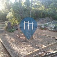 Calisthenics Stations - Nice - Parcours Sportif: Mount Boron