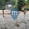 уличных спорт площадка - Гёрлиц - Outdoor-Gym-Geräte Stadtpark