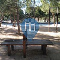 Madrid - Outdoor Fitness Park - Jabalis Park